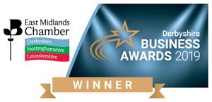 Tec4 Lubricants Ltd - 2019 Derbyshire Chamber winners - Best Small Business
